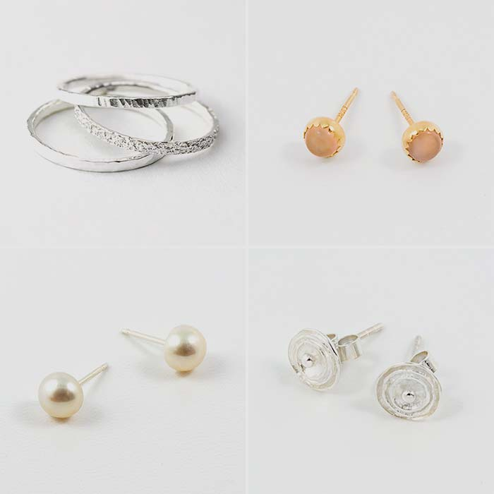 Jewellery suitable for wearing every day available in our online shop, Australia