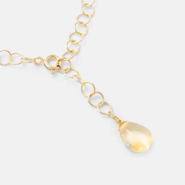 Gold necklaces for women in Australia, including gold filled chains.