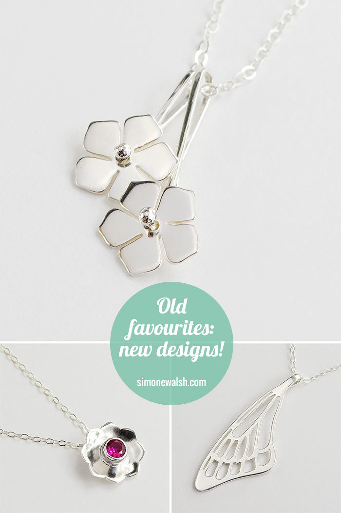 Old favourites: new jewellery!