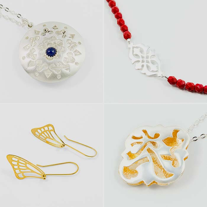 Statement jewellery gifts available in our online shop, Australia