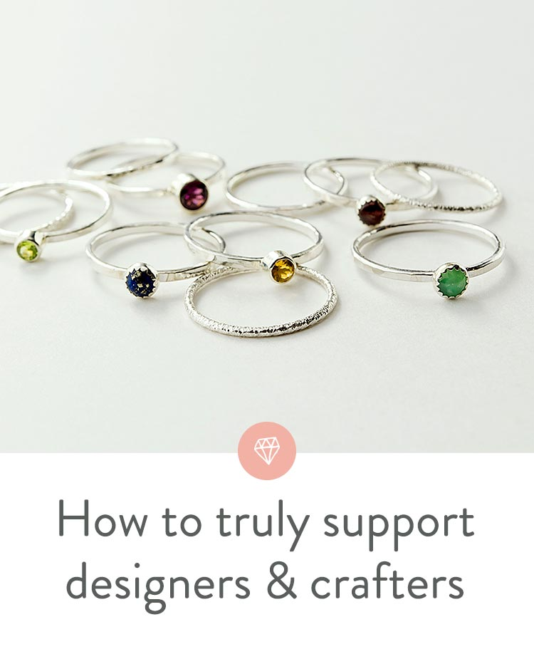 How to truly support designers and crafters.