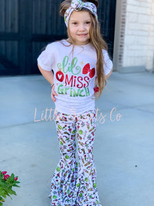 Christmas Bell Bottoms