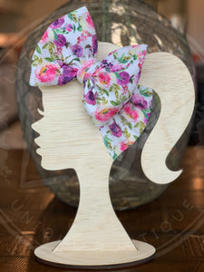 Vintage Watercolor Headwrap