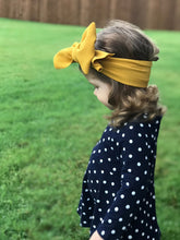 Load image into Gallery viewer, Mustard Headwrap