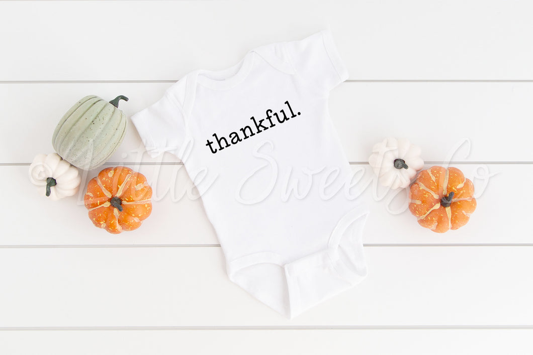 Thankful Onesie/T-Shirt