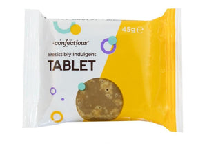 Scottish Irresistibly Indulgent Tablet 45g Bar