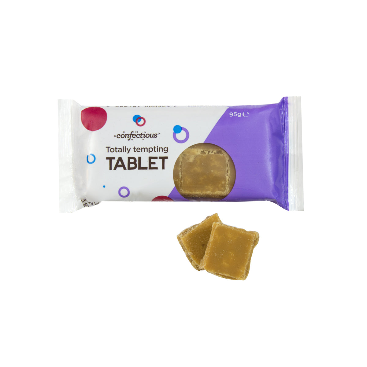 Scottish Totally Tempting Tablet 95g Bar