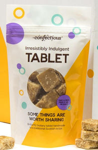 Scottish Irresistibly Indulgent Tablet 150g Sharing Bag
