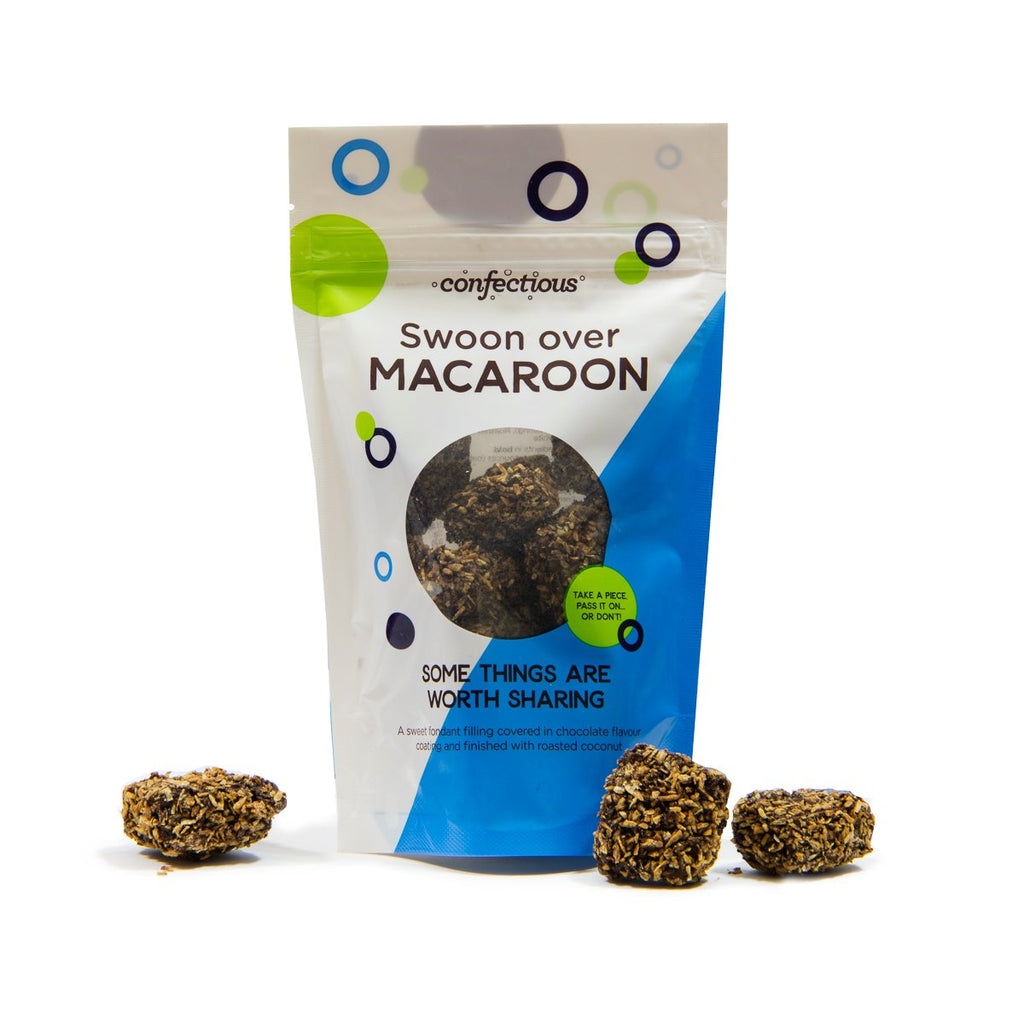 Scottish Swoon over Macaroon 150g Sharing Bags