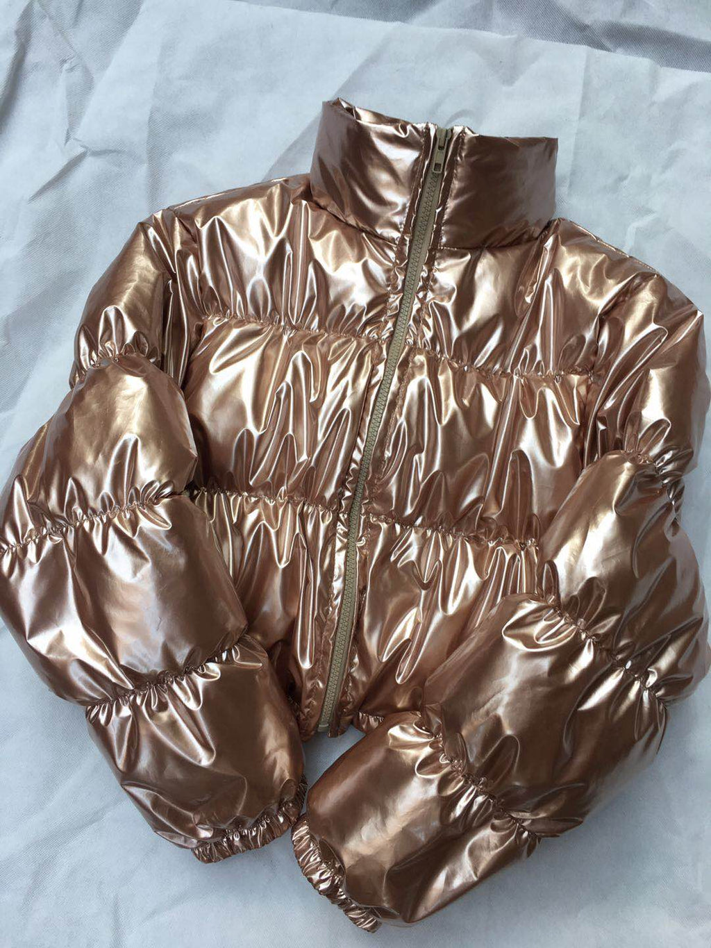 Luxbomb Puff Jackets