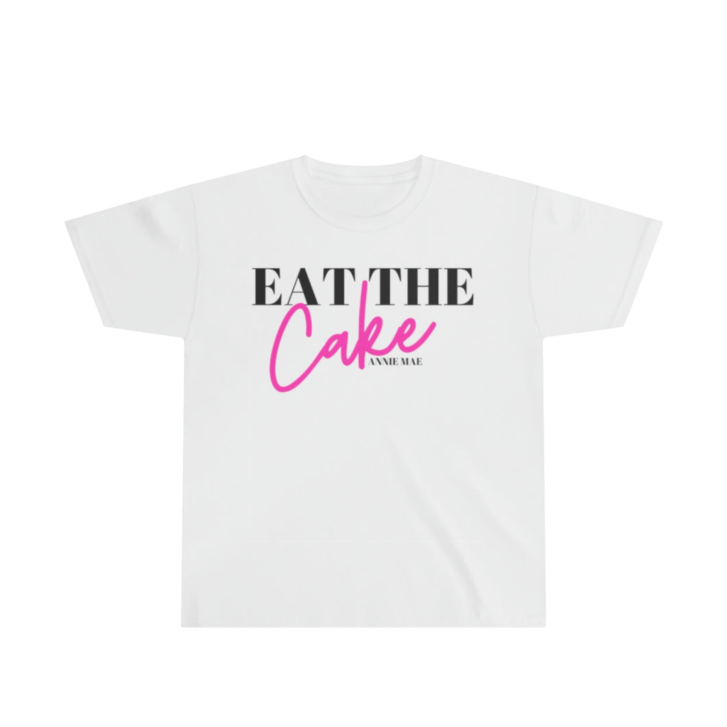EAT THE CAKE Annie Mae: Kids Unisex