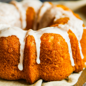 Ziggy and Tootie Southern Classic Bundt Cakes