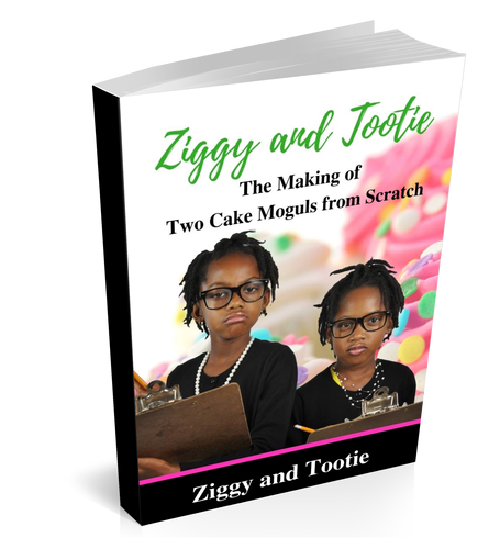 Ziggy and Tootie: The Making of Two Cake Moguls From Scratch