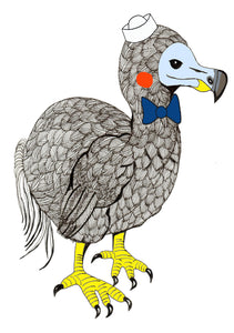 Nautical Dodo by Veronica Rowlands