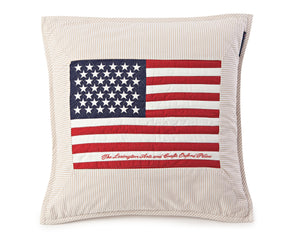 Flag Arts & Crafts Pillow