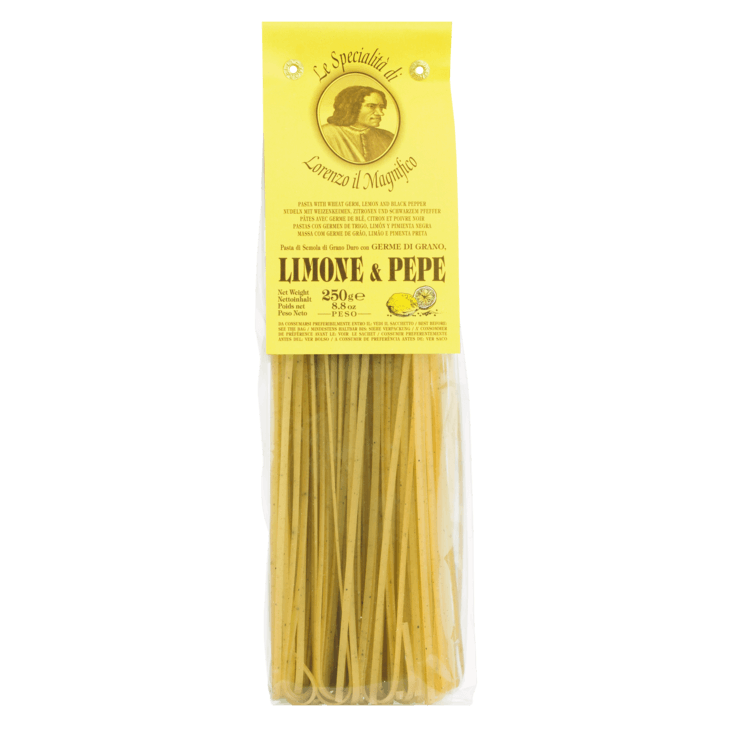 Linguine Limone & Pepper
