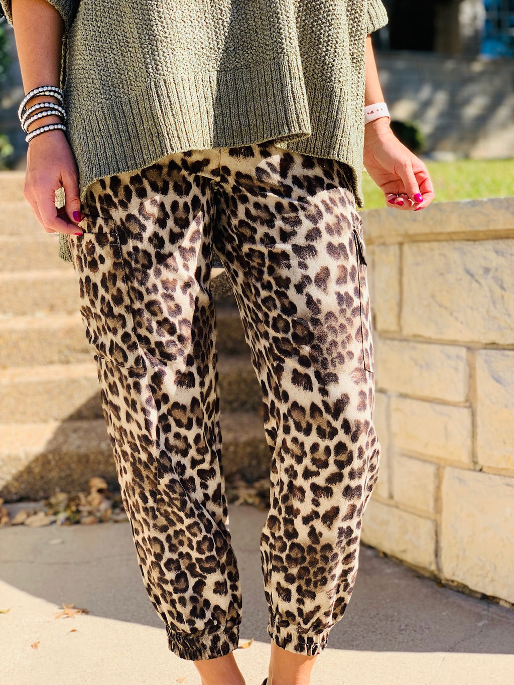 On the Wild Side Pants