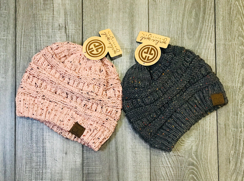 CC Beanie Speckled