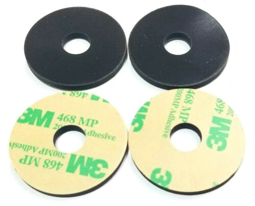 3M One-Sided Adhesive Foam Mounting Pads Rounds, 3M 486MP (LOT OF 4)