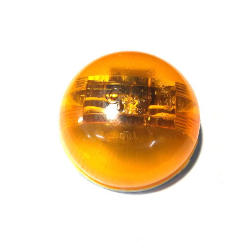 Grote Supernova Yellow/Amber LED Marker Clearance Light 47233 NOS