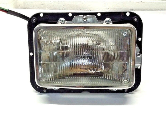 GE Halogen Sealed Beam 165mm Hi/Lo 2A1 MOD3 Headlight Assembly 510073 NOS
