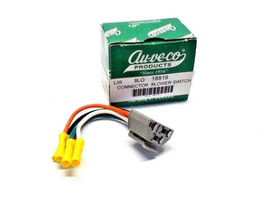 Auveco Connector Blower Switch 18819 NOS