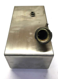Unbranded Custom Fabricated Stainless Steel Coolant Reservoir