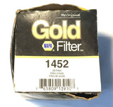 Napa Gold Oil Filter 1452 NOS
