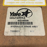 Yale Hydraulic Brake Assembly Right Hand 524148329 NOS