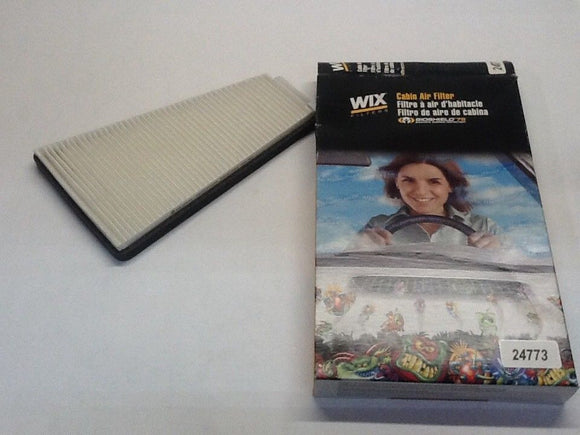 Wix 24773 Cabin Air Filter NOS