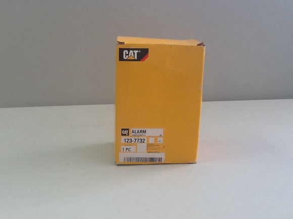 Caterpillar Backup Alarm 123-7732 NOS