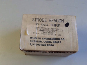 Whelen Engineering 36-0261100-00C Strobe Tube NOS