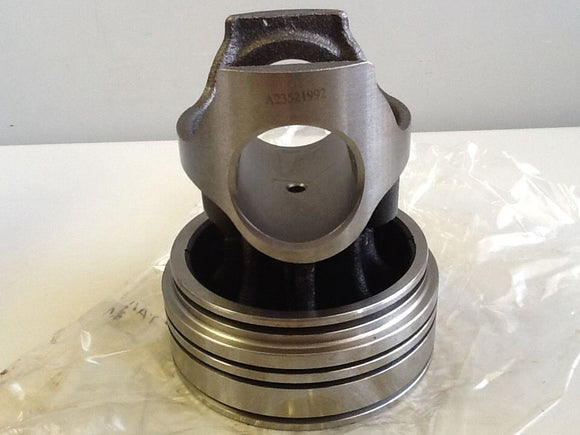 Interstate McBee 23521992 Dome X-HD Piston 17:1 CR Detroit Diesel NOS