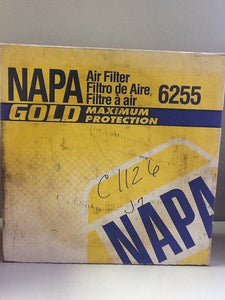 Napa Gold 6255 Air Filter  Wix 46255 Baldwin PA2092 NOS
