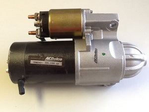 ACDelco 323-1191 Remanufactured Starter GM# 10465421 (SKU#2558/A83/9)