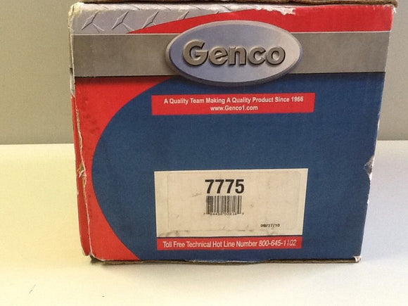 Genco 7775 Reman Alternator ROS