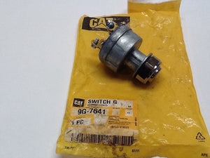 Cat Ignition Switch OEM  9G-7641 NOS Caterpillar