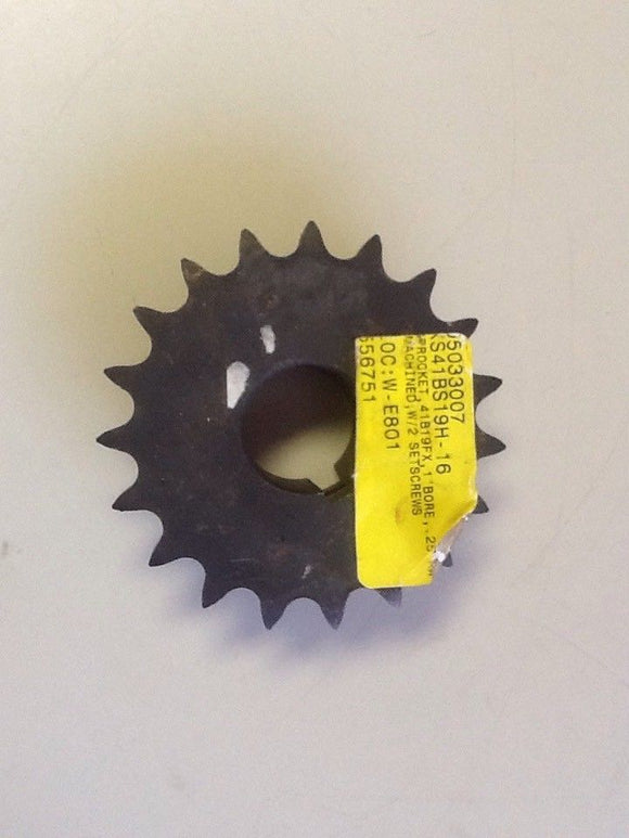 Unbranded 05033007 19 Tooth Sprocket With 1