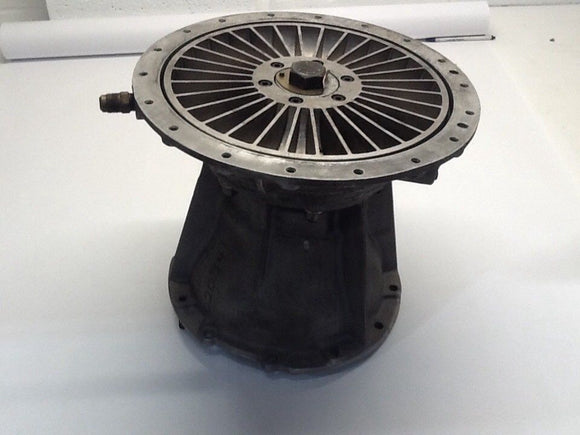 Detroit Diesel 2400627 Fan Drive Adapter With GM Fan Shroud 709236 670185 NOS