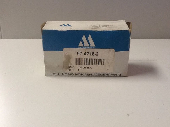 Mohawk Right Hand Latch 97-4718-2 NOS