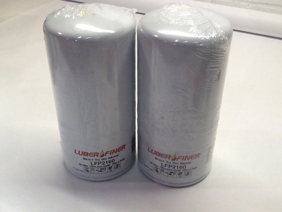 Luber-Finer LFP2160 Engine Oil Filter[2 IN LOT] NOS