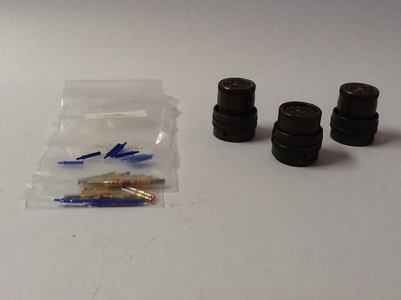 Allison Transmission 29506427 Retarder Connectors [3 IN LOT] NOS