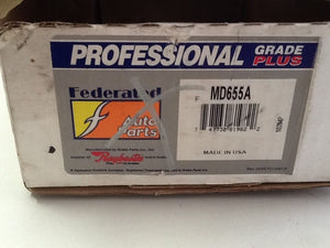 Federated MD655A Brake Pads NOS