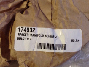 Detroit Diesel  23511667 Spacers [4 IN LOT] NOS