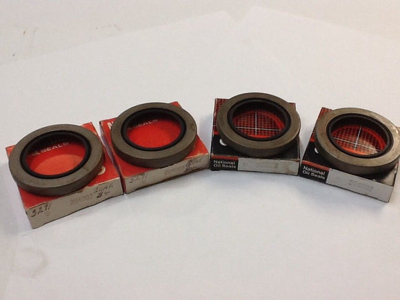 National 204002 Oil Seal[LOT OF 4]NOS