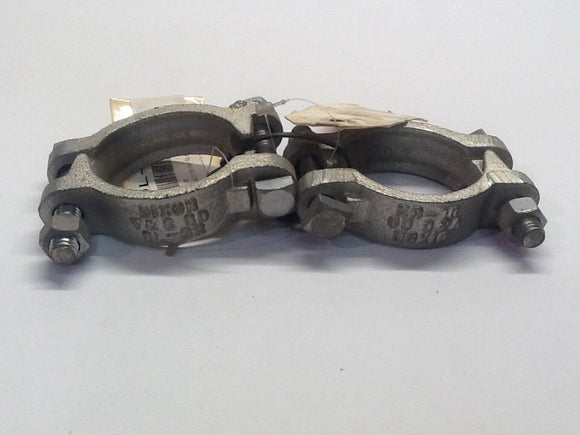 Dixon DL-32 2-Bolt Crush Clamp [2 IN LOT] NOS