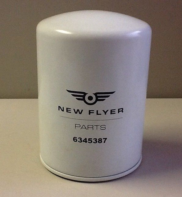 New Flyer 6345387 Hydraulic Filter NOS