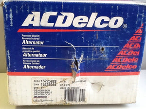 ACDelco 15225928 Used Alternator GM 15225928 (SKU#2557/A24)