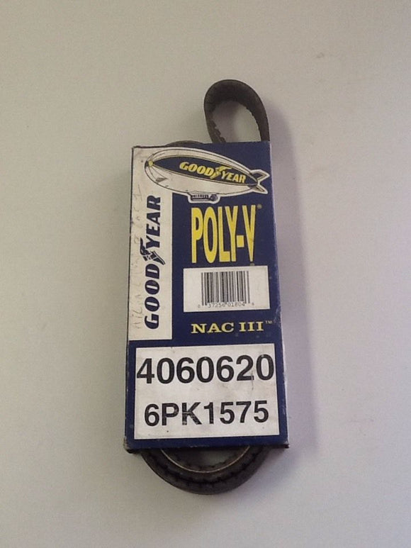 Goodyear Poly-V NAC III Belt 4060620 NOS