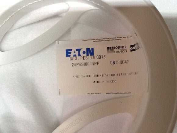 Eaton 24PESI0015PP Filter Bag 30